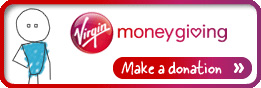 Virgin Money Giving make a donation