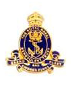 Crest brooches
